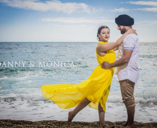 Danny & Monica I Amazing Pre Wedding Shoot I Jalf Video Production