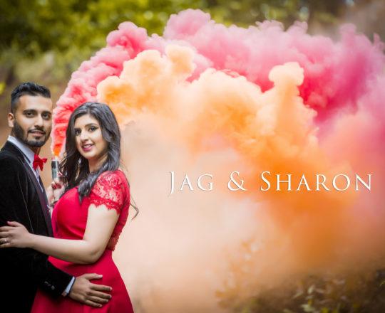 Jag & Sharon I Kangani Pre-wedding shoot