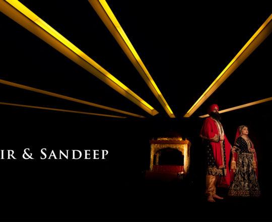 Kulbir & Sandeep I UK Sikh Punjabi Wedding Teaser I Jalf Video Production