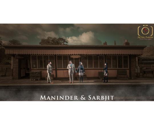 Maninder & Sarbjit Pre-Wedding Shoot