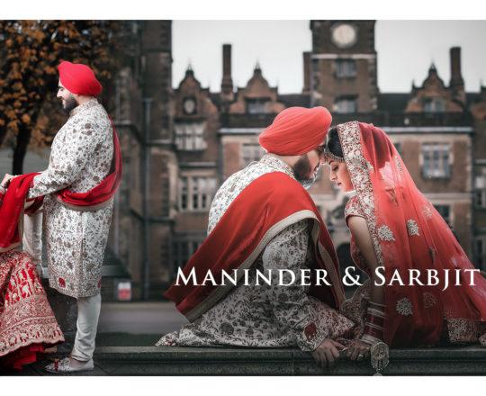 Maninder & Sarbjit Wedding Teaser