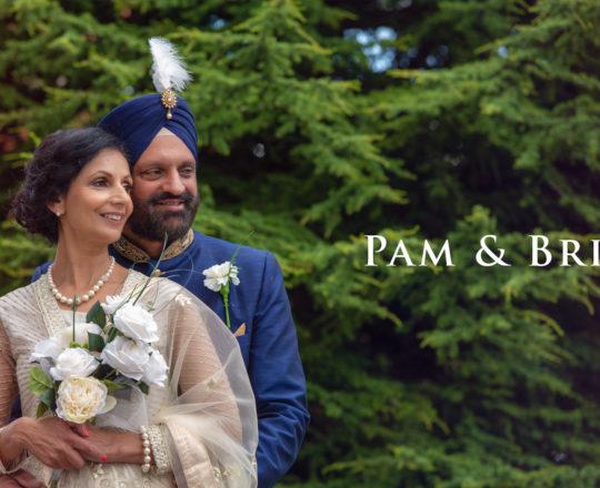 Pam & Brin Wedding Highlight
