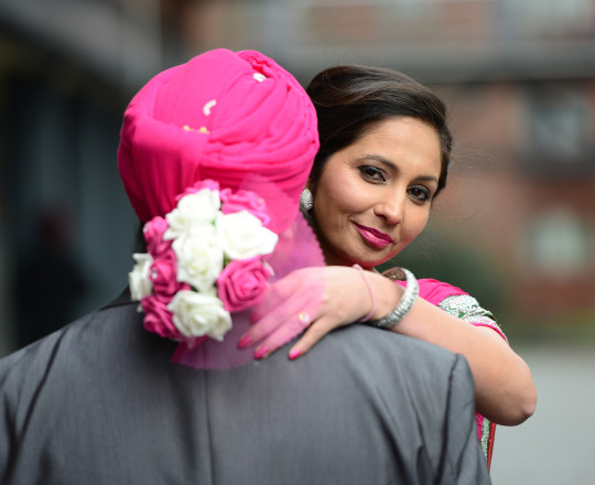 Khushbinder & Navdeep Pre-Wed Shoot